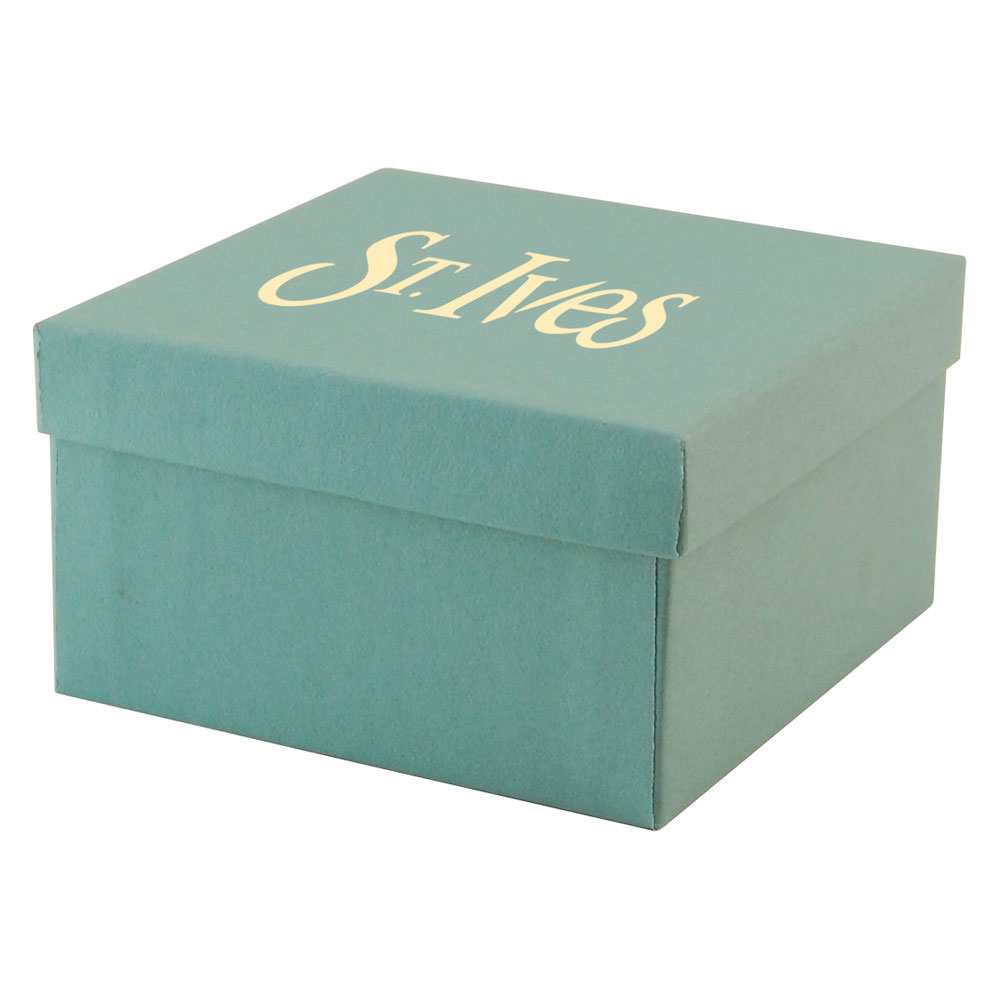 Jewelry Box - Color Tinted Kraft