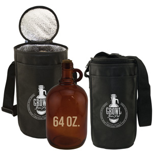 Insulated Barrel Bag