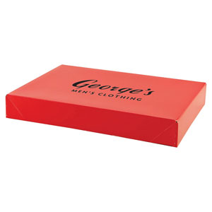 Pop-up Apparel Box - Color Gloss