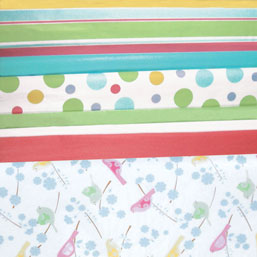 Special Design Assortment Tissue - Whimsy Pack